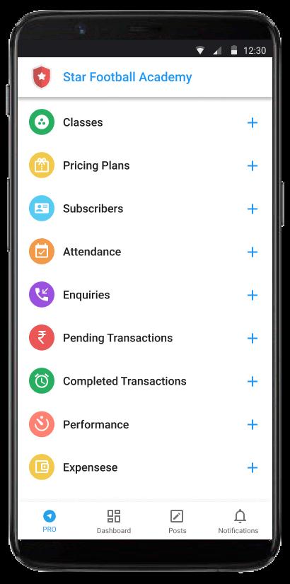 spynPRO mobile screenshot